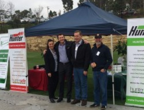 Hunter Industrials at the 2015 ASBA & STA Field Day